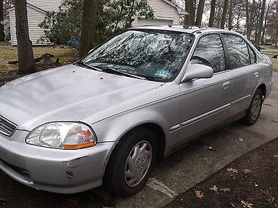 1996 Honda Civic EX 1996 Honda Civic Sedan EX
