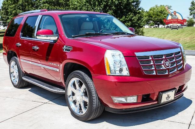 2008 Cadillac Escalade 4DR AWD Luxury