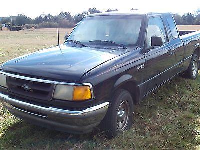 1995 Ford Ranger XLT 1995 FORD RANGER XLT EXTENDED CAB