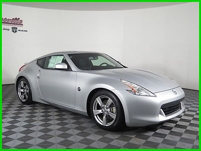 2009 Nissan 370Z Touring RWD V6 Coupe Navigation Automatic 60524 Miles 2009 Nissan 370Z RWD Coupe Leather Seats Push Start Bluetooth