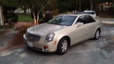2007 Cadillac CTS 2007 Cadillac CTS Sedan 4D 3.6L V6 sunroof, leather,Bose radio, 109K miles