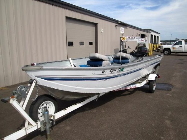 Aluminum Fishing Boats for sale in Chippewa Falls, Wisconsin