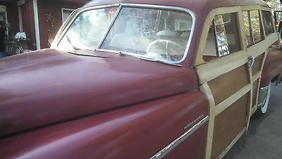 1949 Chrysler Royal white ash wood 1949 Chrysler Royal Woodie Wagon  Great price !!!!!!!!
