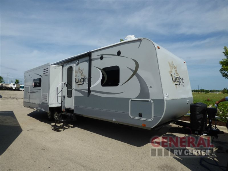 Highland Ridge Rv Open Range Light LT272RLS