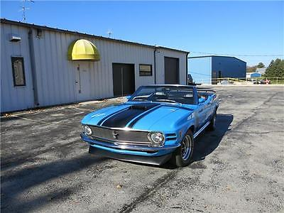 1970 Ford Mustang Boss 302 1970 Ford Mustang Convertible - Boss 302 Graphics, 302ci, Auto, Will Trade