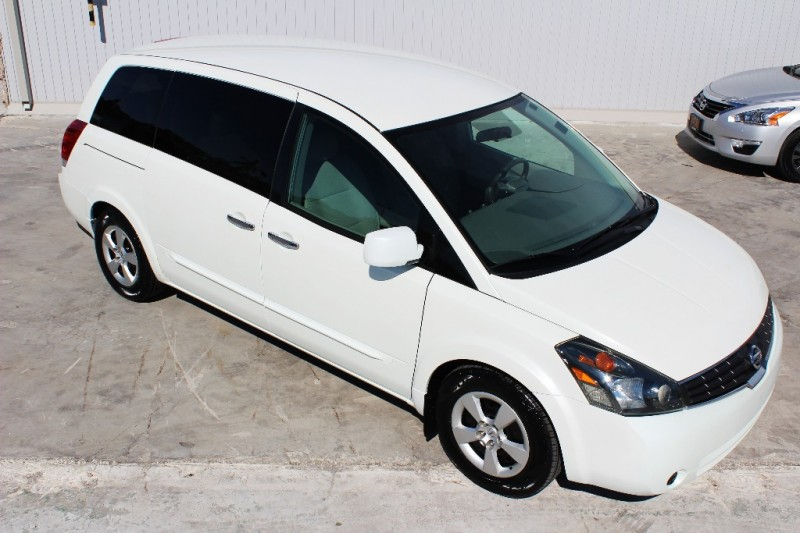 2008 Nissan Quest 3.5 - Florida Van! Extra Clean! Diamond White!