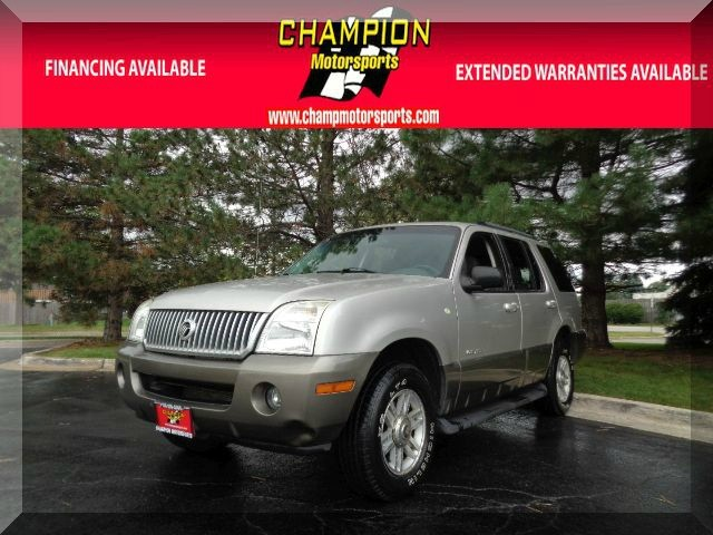 2002 Mercury Mountaineer 4dr 114 WB AWD