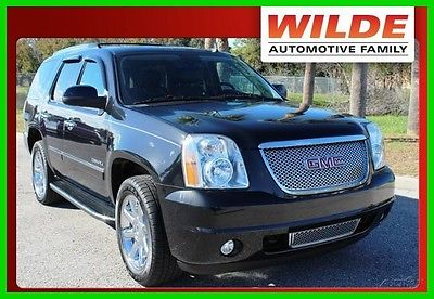 2013 GMC Yukon Navigation, Heat/Vent Seats, Sunroof, Rear DVD 2013 GMC Yukon Denali 3rd Row 403 HP 6.2L V8 16V Automatic RWD SUV Premium Bose