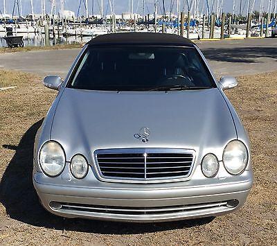 2003 Mercedes-Benz CLK-Class convertible 2003 mercedes benz clk 430 convertible