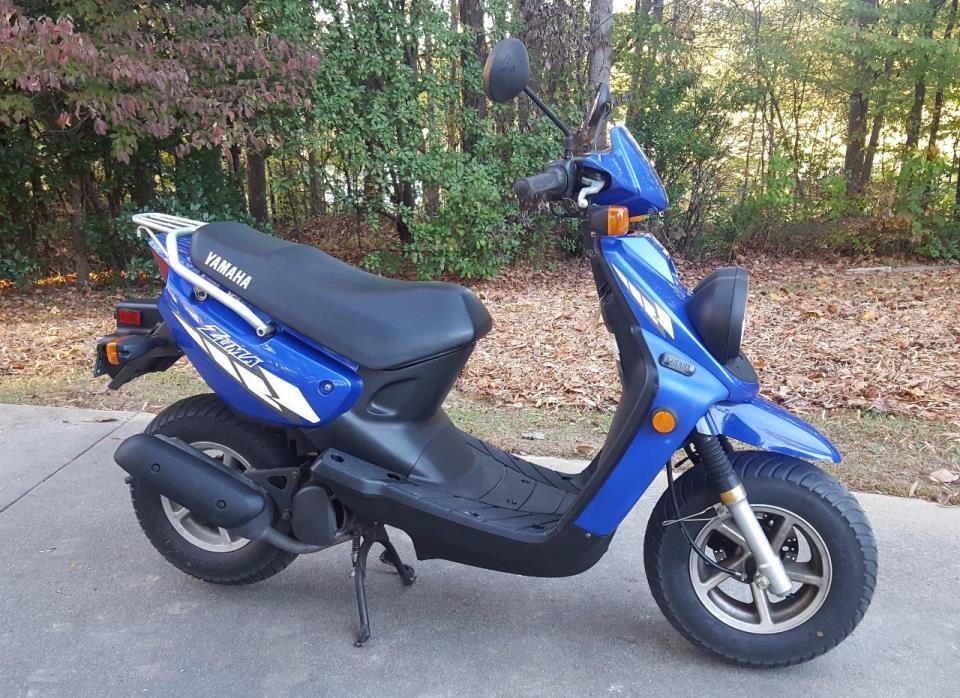 2004 Yamaha ZUMA 50