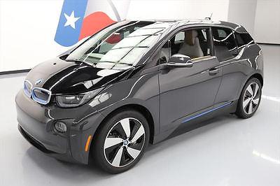 2014 BMW i3 Base Hatchback 4-Door 2014 BMW I3 MEGA ELECTRIC NAVIGATION BLUETOOTH 11K MI #284953 Texas Direct Auto