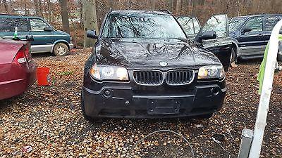 2004 BMW X3  2004 bmw x3