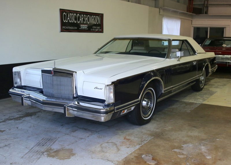 1979 Lincoln Continental None