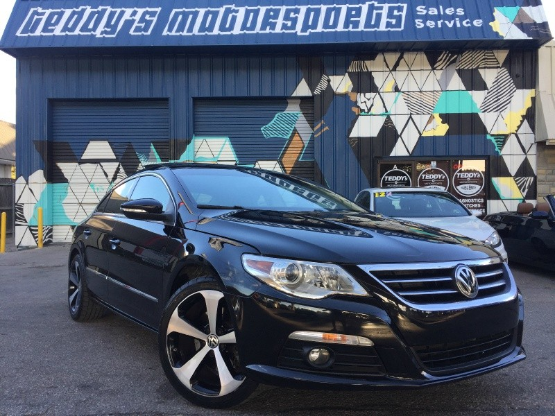 2012 Volkswagen CC 4dr Sdn Lux Limited *Ltd Avail*