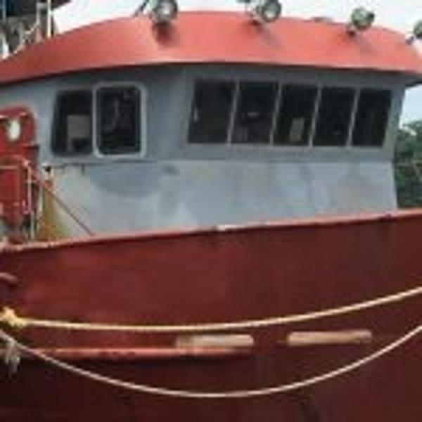 1983 Fishing vessel Steel Trawler