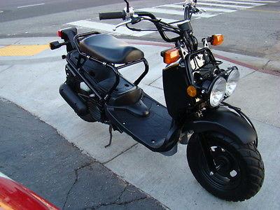 2014 Honda Ruckus  2014 Honda Ruckus Scooter