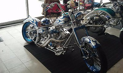 2012 Harley-Davidson Touring  motorcycle Custom Bobber