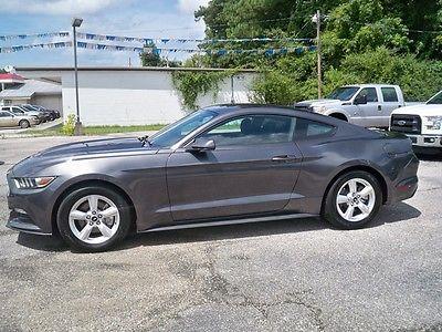 2015 Ford Mustang V6 Coupe 2-Door 2015 Ford Mustang V6 Coupe 2-Door 3.7L