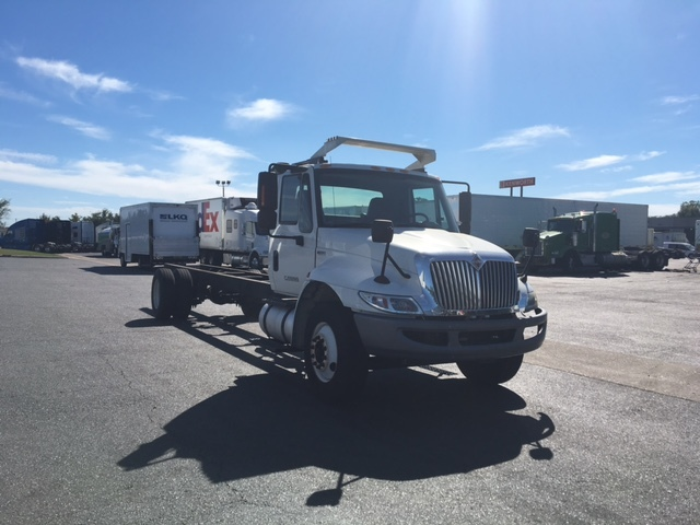 2012 International Durastar 4300 Cab Chassis