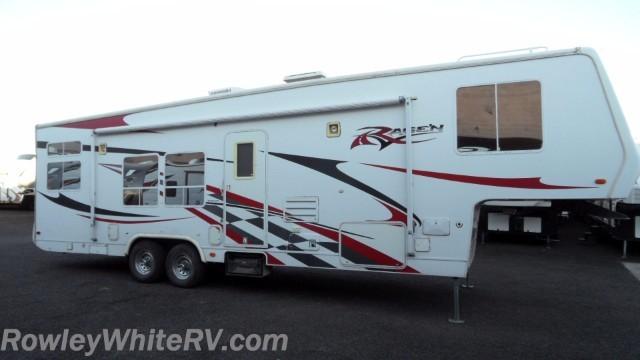 2008 National Rv Rage'n 3405