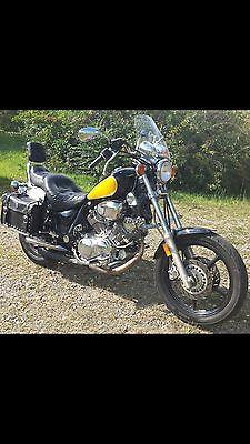 1994 Yamaha Virago  1994 Yamaha Virago 1100