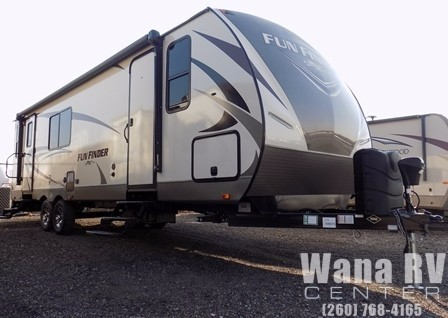 2017 Cruiser Rv Corp FUN FINDER XTREME LITE 27IK