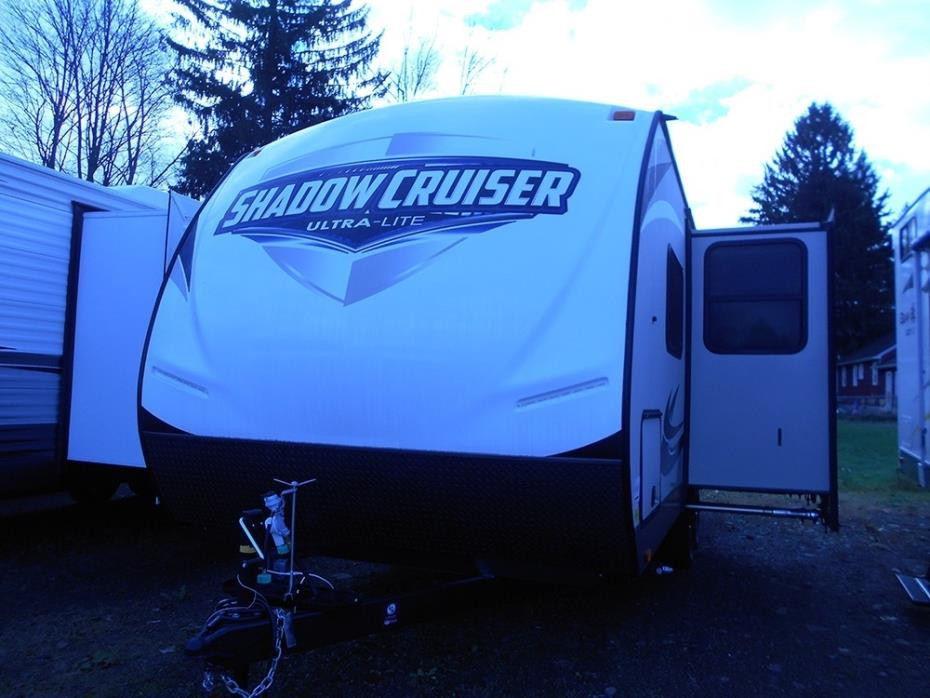 2017 Shadow Cruiser 225RBS