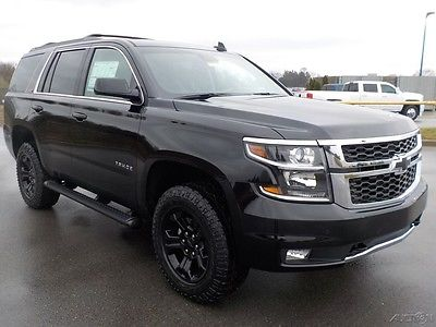Best Of 2017 Chevy Tahoe Z71 Midnight Edition