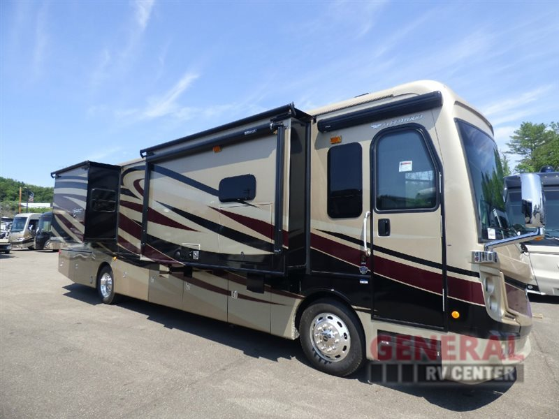 Fleetwood Rv Discovery 38K