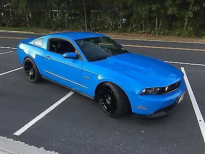 2011 Ford Mustang GT Premium 2011 Supercharged Mustang GT Premium
