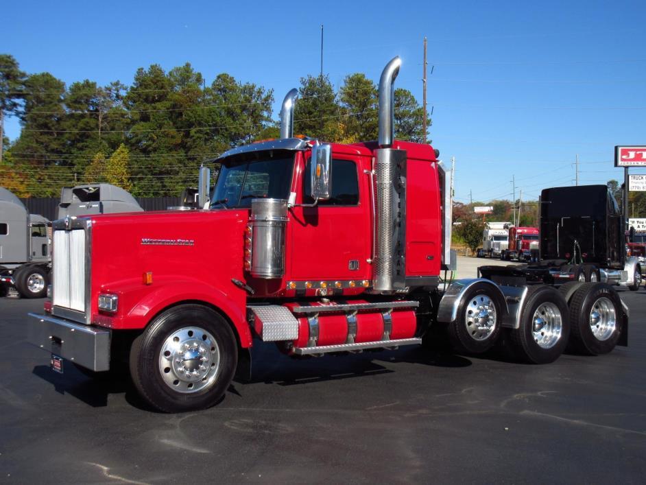 2009 Western Star 4900ex Conventional - Sleeper Truck