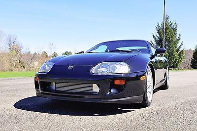 1994 Toyota Supra  1994 Toyota Supra