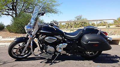 2011 Yamaha V Star  motorcycle