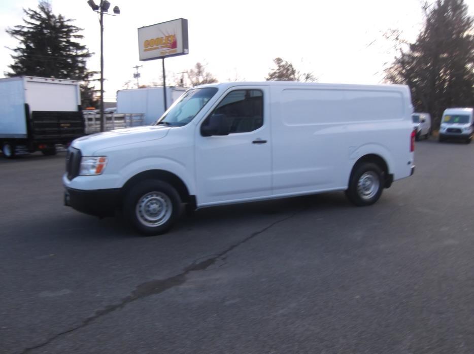 2013 Nissan Nv1500 Cargo Van