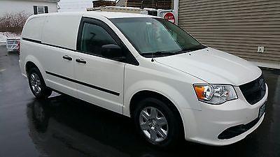 2012 Dodge Ram Van 2012 Dodge Ram C/V Cargo Van Only 51K Miles