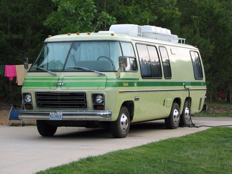 Craigslist Royal Palm Beach: 1976 Gmc Motorhome Vehicles For Sale