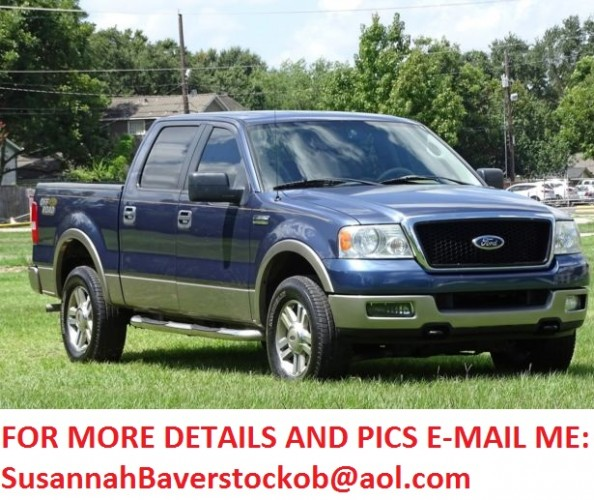 Ford f150 lariat cars for sale in houston texas for 2005 ford f150 motor for sale