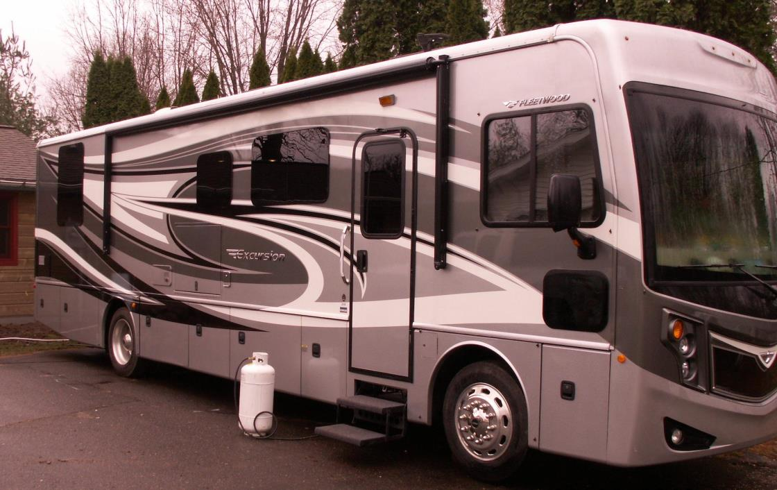 Fleetwood Excursion 35b Rvs For Sale