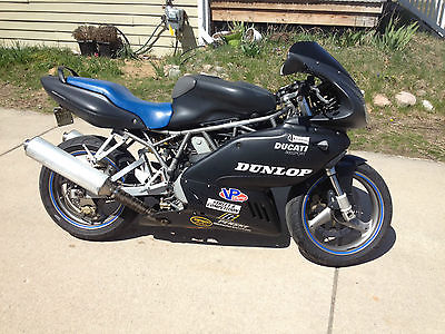 2002 Ducati Supersport  Ducati Supersport - Only 8k miles