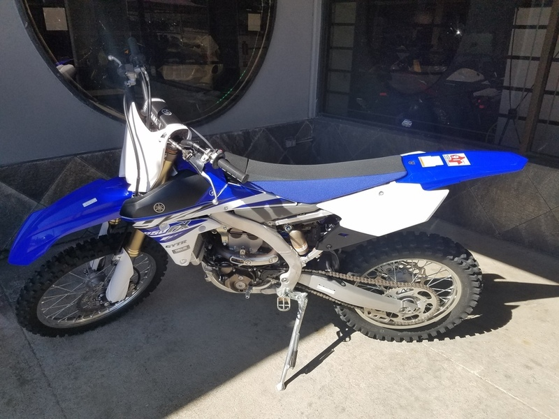 250 yz motorcycles for sale in houston texas for Yamaha yz250fx for sale