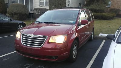 2008 Chrysler Town & Country chrysler town country