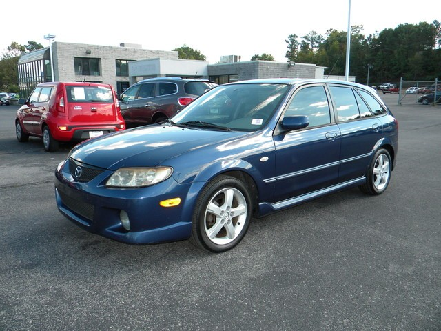 2003 Mazda Protege5 5dr Wgn ES Auto