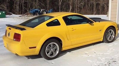 2005 Ford Mustang 2005 Ford Mustang GT