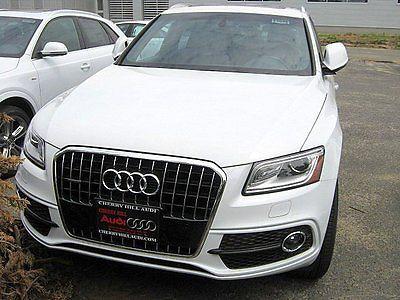 2016 Audi Q5 Premium Plus 2016 Audi Q5 Premium Plus 3091 Miles White Sport Utility Intercooled Supercharge