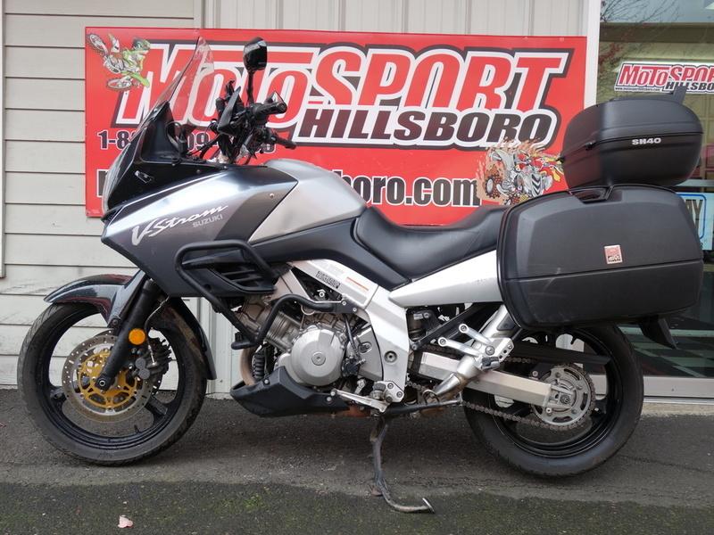 Suzuki Dl1000 Vstrom motorcycles for sale in Oregon