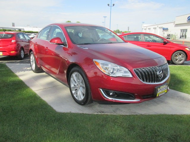 2015 Buick Regal 1FL