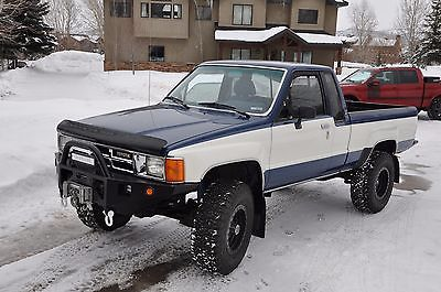 1985 Toyota Other SR5 1985 Toyota Pickup X-Tra Cab