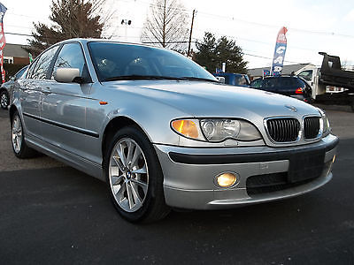 2003 BMW 3-Series 2003 BMW 330xi Good condition