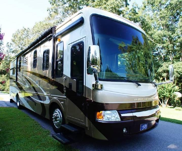 2008 NATIONAL RV Pacifica Elite PC36A-G