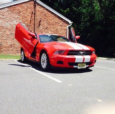 2010 Ford Mustang V6 Premium 2010 Ford Mustang